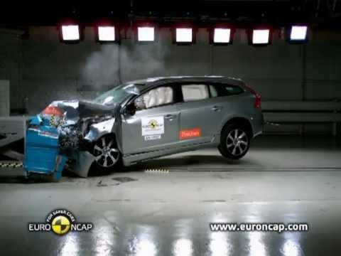 Euro NCAP | Volvo V60 Plug-In Hybrid | 2012 | Краш-тест