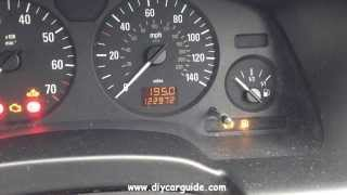 download lagu Resetting The Service Light On Vauxhall And Opel Zafira gratis