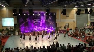 Royal Dancers - Großer Preis von Deutschland Formationen 2016