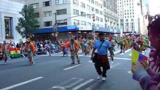 Hispanic Parade 2010 N.Y. 1st Part