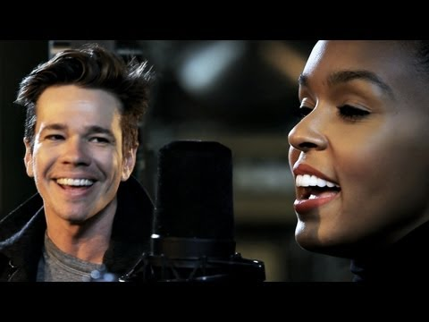 Fun.: We Are Young Ft. Janelle Mone (acoustic) video