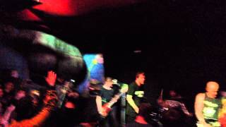 Comeback Kid - Partners in Crime (Live - Cut Version)