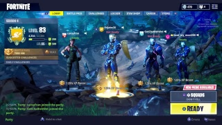 NEW STINK BOMB IS OP - Fortnite Livestream | Duo stream w/BonobosTV