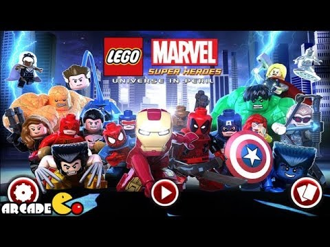 LEGO Marvel Super Heroes: Universe in Peril - Part 15 - Heroes vs Galactus - Last Battle