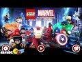 LEGO Marvel Super Heroes: Universe in Peril - Part 15 - Heroes vs Galactus - Last Battle