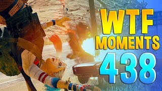 PUBG Daily Funny WTF Moments Highlights Ep 438