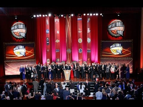 2012 Basketball Hall of Fame All Access