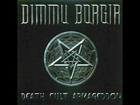 Dimmu Borgir - Allehelgens Dod I Helveds Rike