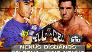 Hell in a Cell: John Cena collides with Wade Barrett at