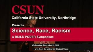 BUILD PODER   Science Race and Racism