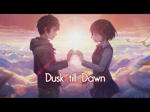「Nightcore」→ Dusk Till Dawn Switching Vocals MP3