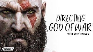 Directing God of War with Cory Barlog