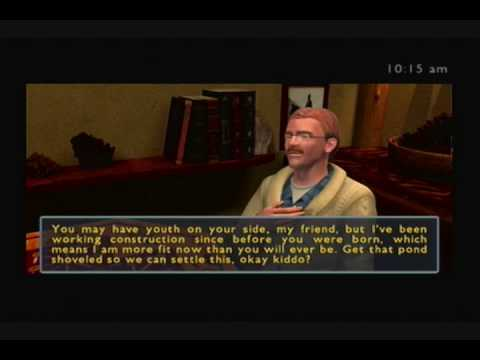 Nancy Drew: White Wolf of Icicle Creek Wii (Part 2) - Computer and Calls Video