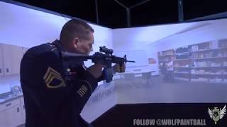 AWESOME ACTIVE ASSAILANT SIMULATOR!!!