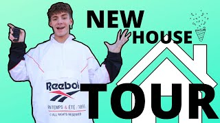 Tour My New House!
