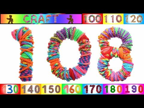 Download Numbers 1 to 1000 in 100 Fonts! Mp4 baru