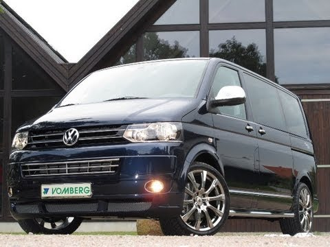 vw t5 multivan blue star sondermodell der vomberg t5. Black Bedroom Furniture Sets. Home Design Ideas