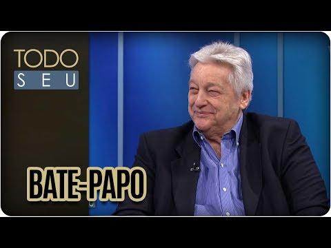 Bate-papo com Fulvio Stefanini e Carolina Gonzalez - Todo Seu (29/03/18)