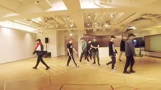 EXO 'Ooh La La La'  Dance Practice