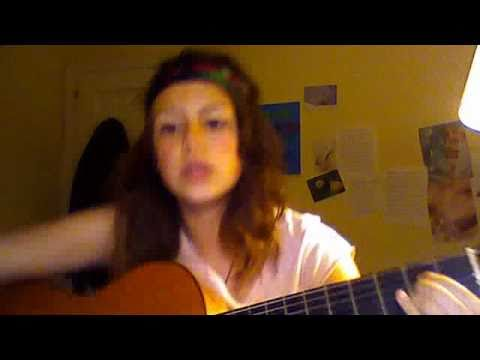 The Genius and The Tramp - Milburn (acoustic cover by Nathalie Konaghan)