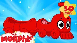 My Magic Train Morphle And The Great Treasure - My Magic Pet Morphle