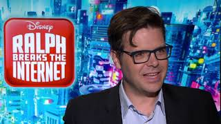 Ralph Breaks The Internet: Phil Johnston & Rich Moore Official Movie Interview