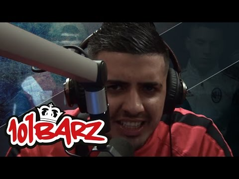 101barz - Wintersessies 2014 2015 - Rambo video