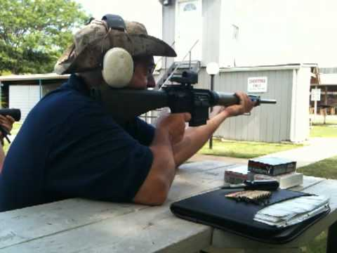Capt. John Raguso reviews the ArmaLite AR-10 for www.thetruthaboutguns.com