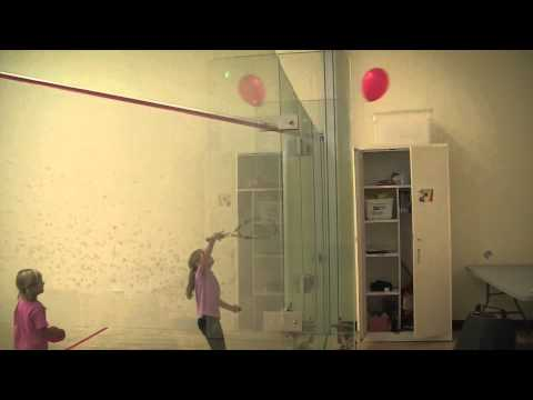 Hand eye co-ordination games eye coordination exercises: balloon over wall, many games for kids