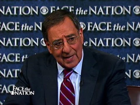 Face The Nation with Bob Schieffer - Panetta: Sanctions against Iran are working