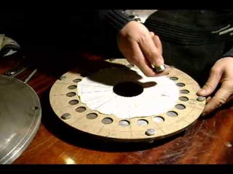 Изготовление ротора для аксиального генератора