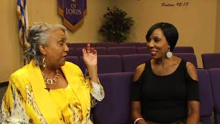 Dr. Dorinda Rolle Interview with Ava Fulmer and the Power of Vision and Intention