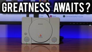 The Sony PlayStation Classic - One Week Later | MVG