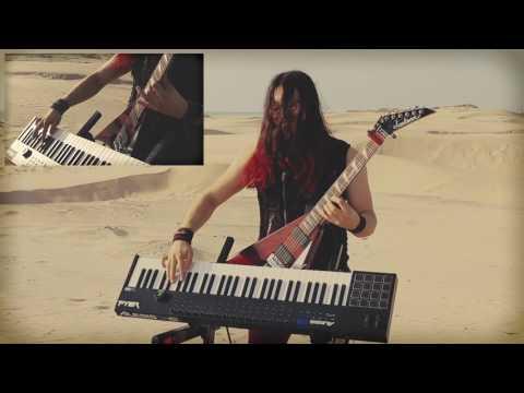 Sweet Child O' Mine - Guns N' Roses Guitar Keyboard Cover