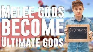 Download Lagu Melee Gods Become Ultimate Gods - Armada Facing Leffen's Wolf! Gratis STAFABAND