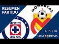 Resumen y Goles | Cruz Azul vs Morelia | Jornada 14 - Apertura 2019 | Liga BBVA MX
