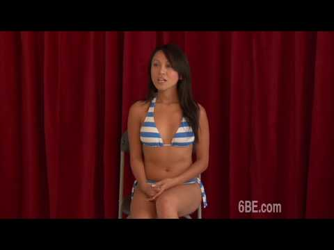 Christine Nguyen - Bikini Girl Audition Video