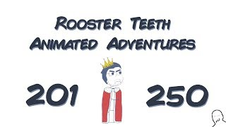 RTAA in 4K! | 201-250 | [Compilation]