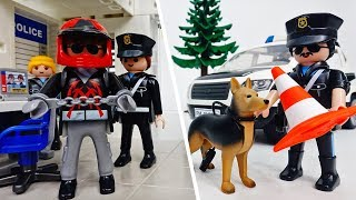 Jail Break from the Police Station~! - ToyMart TV