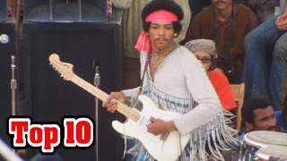 Top 10: Most Expensive Guitars Ever Sold