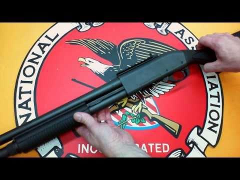 Remington 870 Express Tactical unboxing