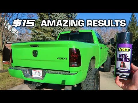 THIS $15 TINT WILL AMAZE YOU!!!