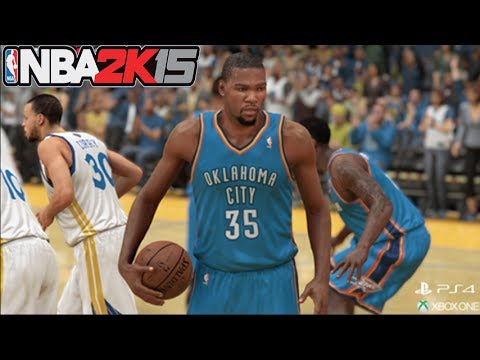 NBA 2k15 - CONFIRMED FOR PS4, Xbox One, PS3, Xbox 360, PC ...