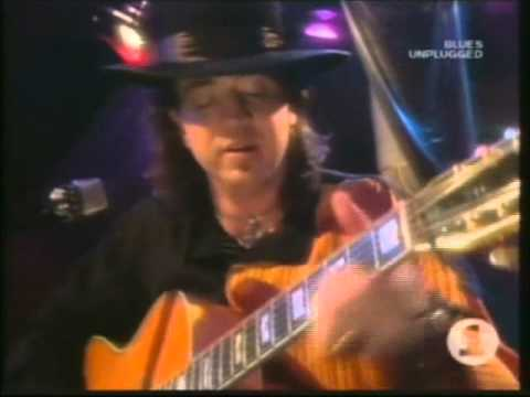 Stevie Ray Vaughan - Hard to be