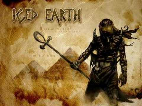 Iced Earth - The Coming Curse