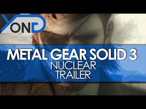 Metal Gear Solid 3 -