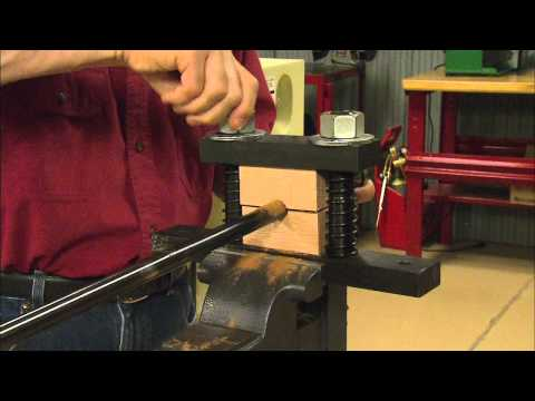 Gunsmithing - How to Remove a Winchester Model 12 Barrel Extension