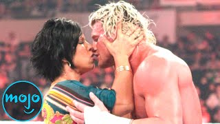 Top 10 Cringiest WWE Romances Ever