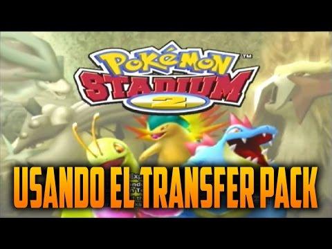 Pokémon Stadium 2 // Combate usando el Transfer Pak [Spanish]