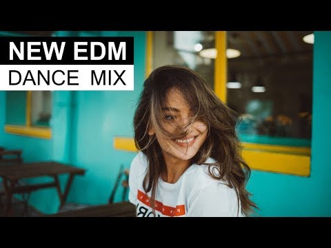 NEW EDM MIX - Electro House & Vocal Dance Music 2018